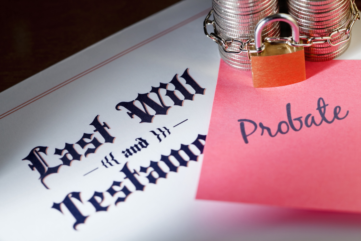 Will Aftercare Will Power Last Will and Probate